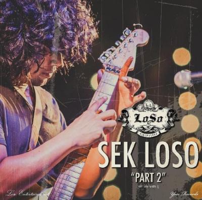 Sek Loso - Part 2 album cover